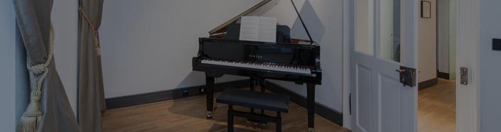 Pianos mieten